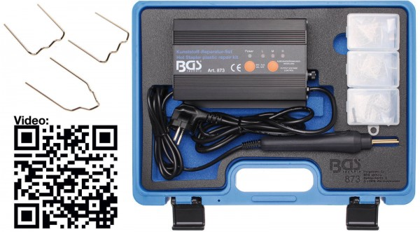 BGS 873 Kunststoff-Reparaturset