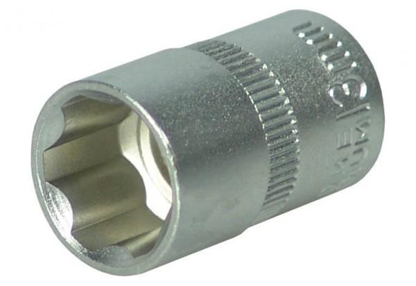 """BGS 2373 Steckschlüssel-Einsatz SW 13 mm 3/8"""" Super Lock"""