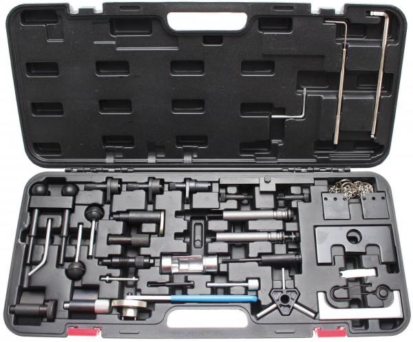 BGS 8140 Motor-Einstellwerkzeug-Satz VAG, 33-tlg