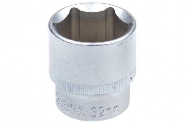 """BGS 2932 Steckschlüssel Einsatz SW 32 mm 1/2"""""""