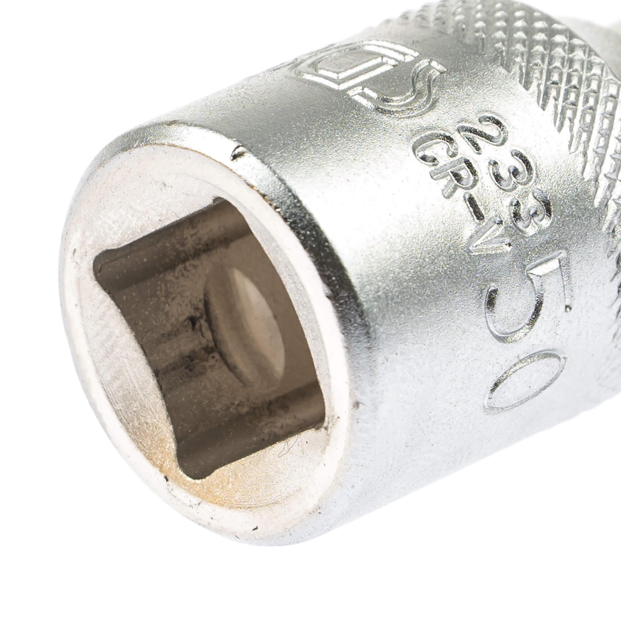 Steckschlüssel Verlängerung 1//2 Zoll 50 mm Kippverlängerung Steck Nüsse Adapter