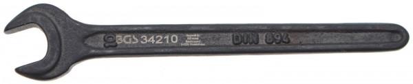 BGS 34210 Einmaulschlüssel, 10 mm