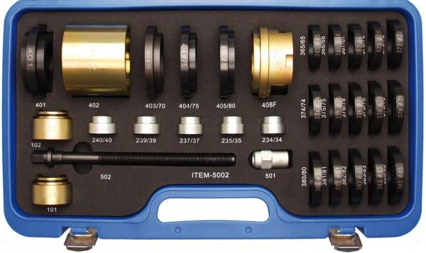 BGS 8738 Radlager-Werkzeugsatz für Audi