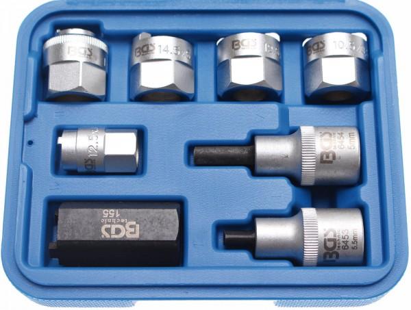 BGS 6457 Federbein-Werkzeugsatz, 8-tlg.