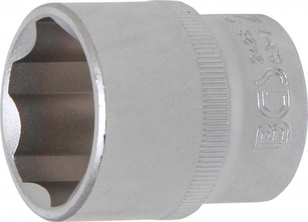 """BGS 2428 Steckschlüssel-Einsatz """"Super Lock"""", 12,5 (1/2), 28 mm"""