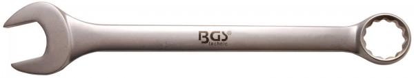 BGS 30515 Maulringschlüssel, 15 mm