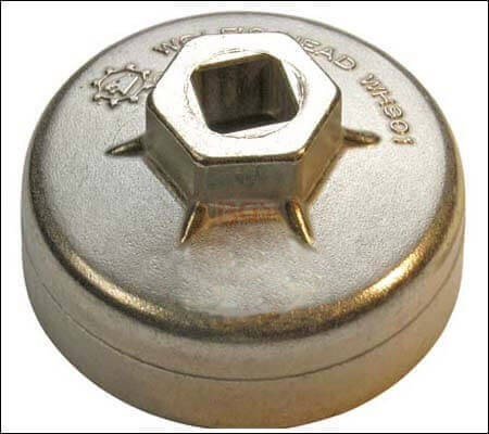 BGS 1035-75X12 Oilfilter Cap Wrench 75 mm x 12-pt.