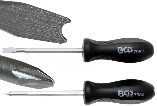 BGS 7952 Spezial-Schraubendrehersatz, 2-tlg.
