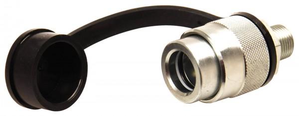 BGS 1613-1 Hydraulikadapter mit Schnell-Kupplung
