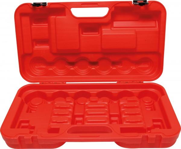 BGS 67302-1 Leerkoffer für Lager- und Gummibuchsen-Werkzeug-Satz, 26-tlg.