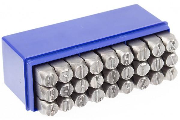 BGS 2035 Schlagbuchstaben Set 10 mm