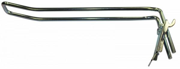 BGS 89901 Doppelhaken 200 x 4,8 mm