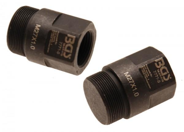 BGS 7771-5 Injektoren-Demontageadapter M27xM20x41 mm