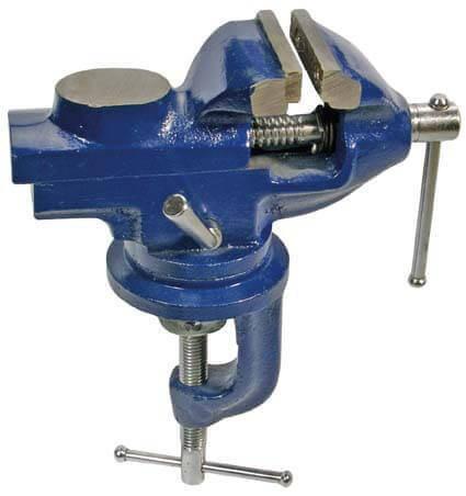 BGS 3056 Tisch-Schraubstock 60 mm mit Amboß