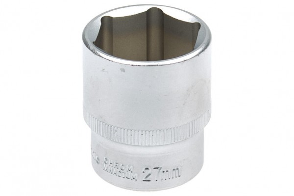 """BGS 2927 Steckschlüssel Einsatz SW 27 mm 1/2"""""""
