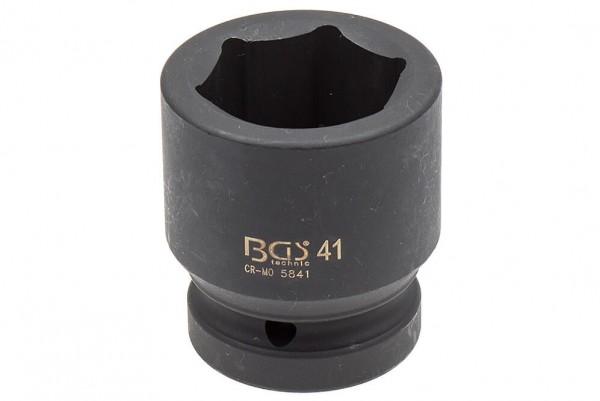 """BGS 5841 Steckschlüssel SW 41 mm 1"""" Antrieb"""