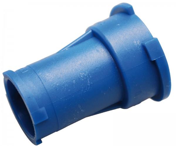 BGS 8027-31 Verbinder R123/R125 für Art. 8027, blau