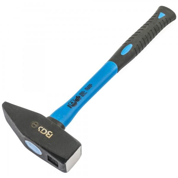 BGS 3858 Schlosserhammer, Fiberglasstiel, 2000 g