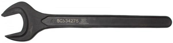 BGS 34275 Einmaulschlüssel, 75 mm