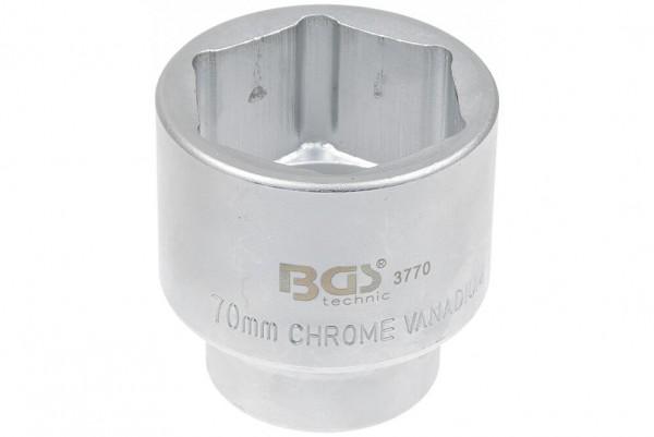 "BGS 3770 Steckschlüssel SW 70 mm 1"" Pro Torque®"
