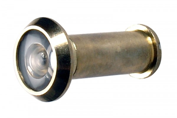 BGS 8090 Türspion, Messing poliert