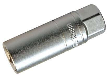 """BGS 2471 Zündkerzenschlüssel SW 16 mm Steckschlüssel 3/8"""""""
