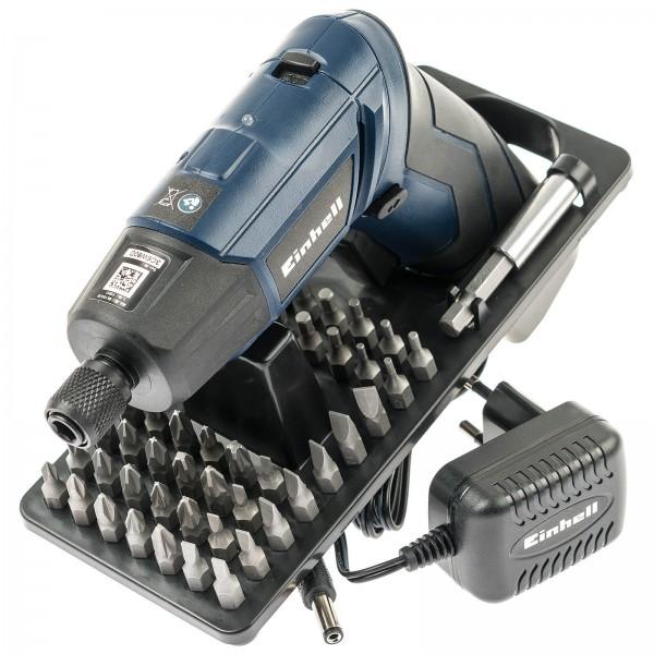 Einhell 45.134.58 Akkuschrauber 3.6 Li LED-Set