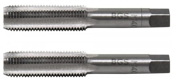 BGS 1900-M14X1.5-B Gewindebohrer M14x1.5, Vor- & Fertigschneider, 2-tlg.