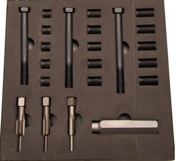 BGS 8651 Reparatursatz für Glühkerzengewinde, M12 x 1,25