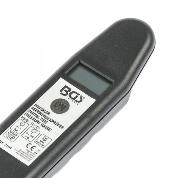 BGS 2101 Digitaler Reifendruckprüfer