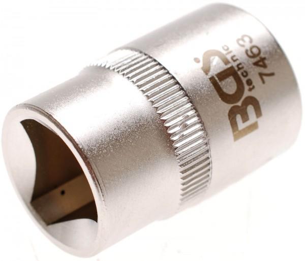 BGS 7463 Dreikant-Einsatz für Pfostenschlösser, M10 (15 mm)