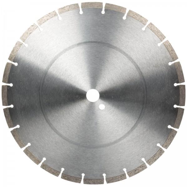 Pretool 100302 Diamant Trennscheibe 350 x 25.4 mm Beton Ziegel