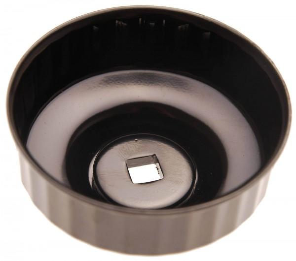 BGS 1039-93-36 Ölfilterkappe 93 mm x 36-kant