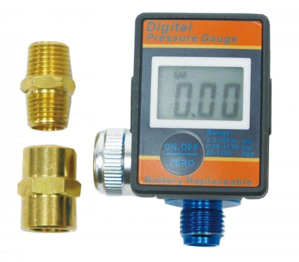 BGS 3263 Druckregulierer für Kompressoren, 0,275 - 11 bar