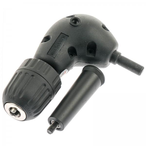 BGS 8621 Winkelbohrvorsatz mit Schnellspann-Bohrfutter