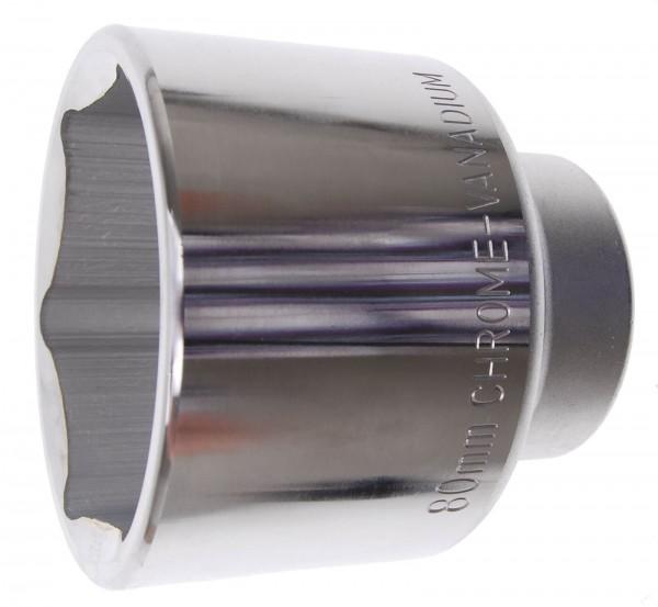 """BGS 3780 Steckschlüssel-Einsatz, 1"""", Pro Torque®, 80 mm"""