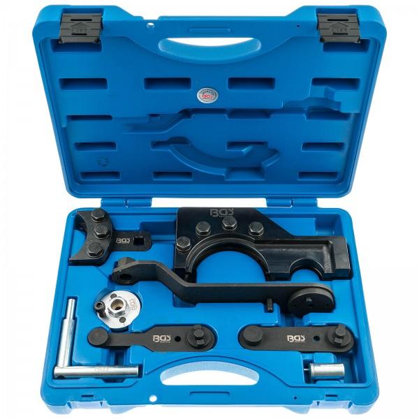BGS 8443 Motor Einstell Werkzeug Satz für VW T5 & Touareg Diesel