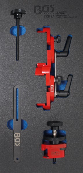 BGS 9307 Universal Nockenwellenrad-Arretierwerkzeug-Satz